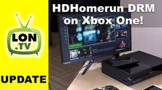 HDHomerun Update: XBox One Can Now Play DRM Cable Television Content