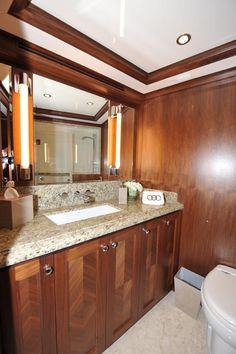 ocean alexander 85euro-master stateroom-custom yacht interior, Innenarchitektur ideen