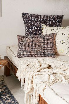 Pacific Fade Bolster Pillow - Urban Outfitters