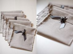 Items similar to Set of 5 - Luxe Grey Fabric CD/DVD or photo Sleeves on Etsy Kraft Packaging, Paper Packaging, Packaging Design, Clothing Packaging, Jewelry Packaging, Photo Sleeves, Burlap Bags, Cd Cases, Photography Packaging
