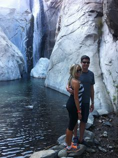 Tahquitz Canyon Waterfall Palm Springs Hiking Trail