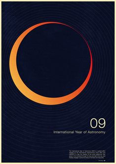 Intl. Year Of Astronomy #9 by Simon C Page