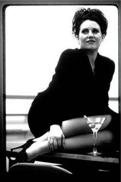 "Karen Walker, Will and Grace... I believe I picked up the phrase ""Oh Honey..."" From this fabulous lady...  cheers"