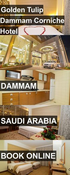 Hotel Golden Tulip Dammam Corniche Hotel in Dammam, Saudi Arabia. For more information, photos, reviews and best prices please follow the link. #SaudiArabia #Dammam #GoldenTulipDammamCornicheHotel #hotel #travel #vacation