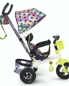 Suitable from 1 month to 6 years. 3 different stages to grow with your child. Adjustable, removable push handle allowing parent control with one hand…. Storage Buckets, Back Seat, 1 Month, Tricycle, Baby Care, Baby Food Recipes, 6 Years, Baby Strollers, Projects To Try