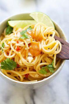 Thai Sweet Chili Peanut NoodlesReally nice recipes. Every  Mein Blog: Alles rund um Genuss & Geschmack  Kochen Backen Braten Vorspeisen Mains & Desserts!
