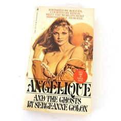Angelique and the Ghost PB Book No. 9 Bantam Sergeanne Golon 1979 ️ Angelique and the Ghost PB Book No. 9 Bantam Sergeanne Golon 1979 ️ Hard to find, Highly Collectible Paperback by Sergeanne Golon English Aged pages, but the binding is t. The Ordinary, First Time, Books To Read, Reading, Cover, Ghosts, Sticker, Joy, Vintage