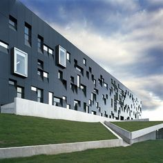 Perimeter Institute for Theoretical Physics Waterloo, Ontario, Canada by: Saucier + Perrotte architectes, Gilles Saucier, André Perrotte