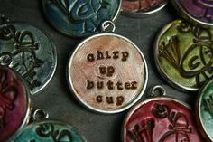 Treasures Found :: Inspiration is Everywhere: Art Charm Swap :: Laugh