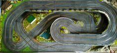 This is my Slot Car Track #SlotCarTrack #slot #hobby #scenary #slotcar #alotslot…