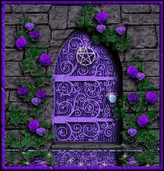All Things Purple | All things purple / Purple door