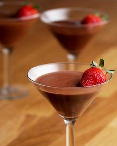 Easy Vegan Chocolate Mousse