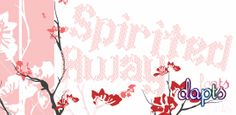 Image for Spirited Away font