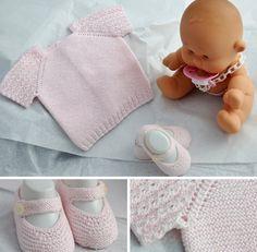 el baul del bebe niña