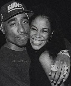 Aaliyah and 2Pac my idols