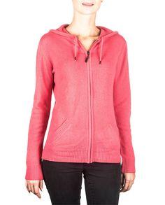 Damen Kaschmir Kapuzenpullover Hoodie virtual pink Hooded Jacket, Athletic, Tops, Pink, Jackets, Fashion, Hooded Sweatshirts, Cowls, Zippers