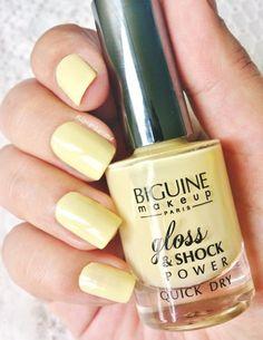 Biguine - Jaune Pastel n°23515