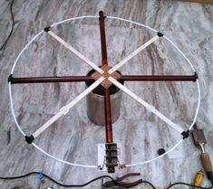 Amateur Radio - My Mag Loop Antenna