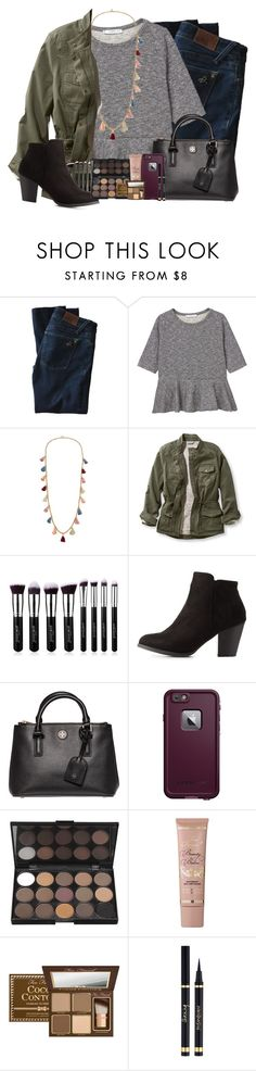 """""""CONTEST RESULTS BELOW!!!!!!!!!!!"""" by simplesouthernlife01 ❤ liked on Polyvore featuring DL1961 Premium Denim, MANGO, Ben-Amun, L.L.Bean, Charlotte Russe, Tory Burch, LifeProof, Too Faced Cosmetics, Yves Saint Laurent and 30DaysOfChristmas2k16"""