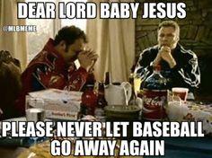 Baseball's back!!!