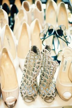 fashion shoes, wedding shoes, heaven, sparkly shoes, girl fashion, heel, jimmy choo, closet, girls shoes