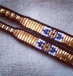 Devinette : quel modèle suis en train de refaire ?? . . . . . . . . . . . . #bracelet #braceletwrap #wrapbracelet #pulsera #pulseira #mala #malas #leather #leatherbracelet #gems #gemstones #gemstonesjewelry #gemstonebeads #bohostyle #bohochic #gipsy #creativity #creativityfound #pierresfines #stone #accessoires #jotd #manchette #misswrapbracelets #jenfiledesperlesetjassume #perlesaddict #armband #tissage #perlesaddict #distribdeloveteamcreatrices