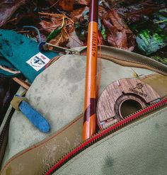 The Sawtooth Tenkara rod w/ @miraecampbell