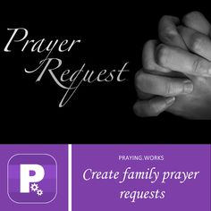 Is your family looking up to God to grant a prayer request. Log on to the Praying.Works app and create a family prayer request. Create A Family, Your Family, Prayer For Family, Prayer Quotes, Prayer Request, Looking Up, It Works, Prayers, App