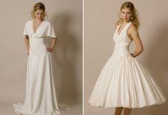 50 style wedding dresses
