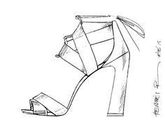 Kalas - Sandal in red calfskin - Hermes Hermes Shoes, Fashion Design Drawings, Designs To Draw, Wall Art, Sandals, Illustration, Color, Style, Pink