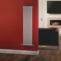 A white column radiator- like the 1500mm x 360mm Milano Windsor Cast Iron Style- is always classic and elegant.
