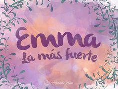 Nombres y significados - Emma