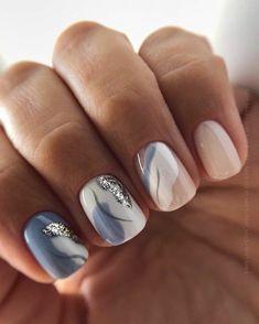 Cute Acrylic Nails, Acrylic Nail Designs, Perfect Nails, Gorgeous Nails, Stylish Nails, Trendy Nails, Fancy Nails, Cute Nails, Nail Manicure