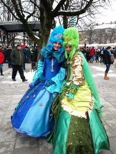 Die Unterwasser-Prinzessinnen