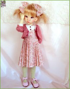 Very Good Girl Talyssa Dress for Kaye Wiggs Talyssa Mei Mei MSD BJD | eBay