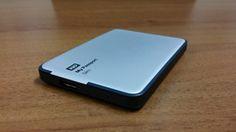 My Passport Slim: HDD portatile da 1TB e crittografia hardware