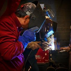 EVIT Welding is an #AmericanWeldingSociety accredited welding testing facility, offering the highest credential for a welding professional. #WeAreEVIT
