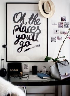 How to create a beautiful and inspiring workspace - Vogue Australia