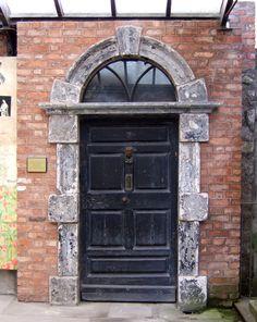 7 eccles st, dublin. leopold bloom's home in joyce's ulysses. (i am a nerd.)
