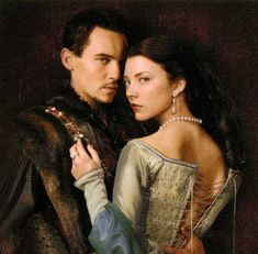 King Henry & Lady Anne