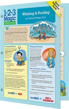 October 2014 Newsletter — 1-2-3 Magic Parenting