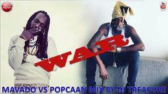 MAVADO VS POPCAAN║ PART 1║ GULLY GOD VS UNRULY BOSS ║ DANCEHALL WAR SONG... Gossip, Dj, Songs, Music, Youtube, Track, Musica, Musik, Runway