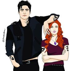 The Shadowhunters  The mortal instruments