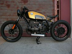 BMW r 80, tons of great mods