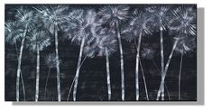 Dandelion 30x60 Dandelion, Original Art, Tapestry, The Originals, Painting, Collection, Home Decor, Hanging Tapestry, Tapestries