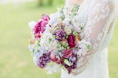 #brautstrauß #bouquet DIY des Monats Juni: Blumensamen als Gastgeschenke | Hochzeitsblog - The Little Wedding Corner