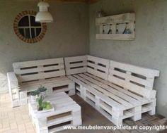 tahta paletlerden koltuk yapmak