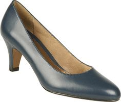 Life Stride Sable - Navy Officer Smooth - FREE Shipping & Returns | Shoebuy.com