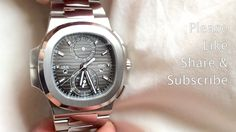 New Patek Philippe 5990/1A-001 Review! - A luxury sports watch