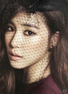 SNSD Tiffany  - Harper's Bazaar Magazine January Issue '14